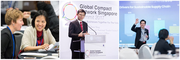 Global Compact Network Singapore Annual Summit 2018 | New Zealand