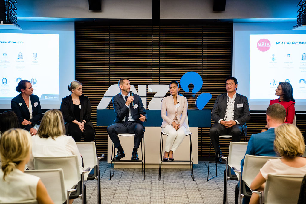 IWD event celebrated at ANZ Ocean Financial Centre